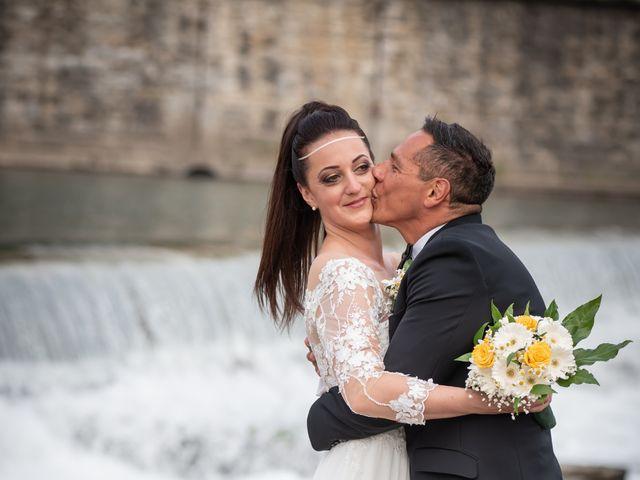 Il matrimonio di Alessandro e Francesca a San Giuliano Terme, Pisa 45