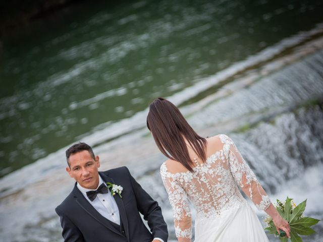 Il matrimonio di Alessandro e Francesca a San Giuliano Terme, Pisa 53