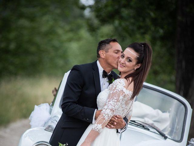Il matrimonio di Alessandro e Francesca a San Giuliano Terme, Pisa 56
