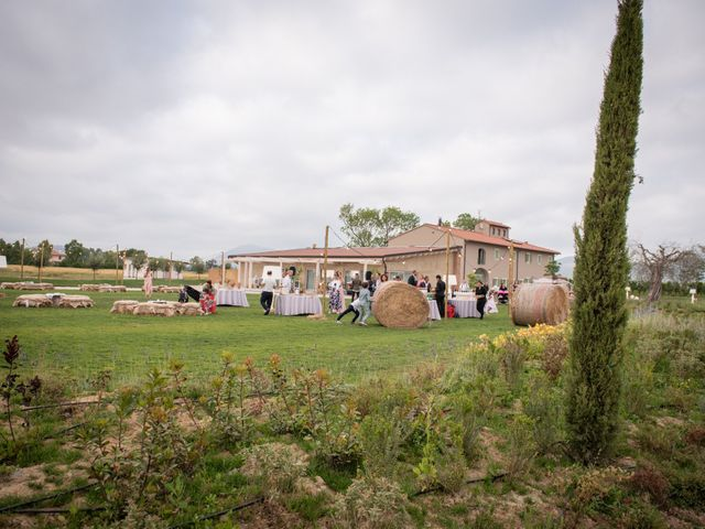 Il matrimonio di Alessandro e Francesca a San Giuliano Terme, Pisa 59