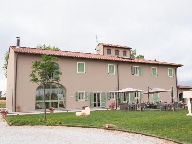Il matrimonio di Alessandro e Francesca a San Giuliano Terme, Pisa 66