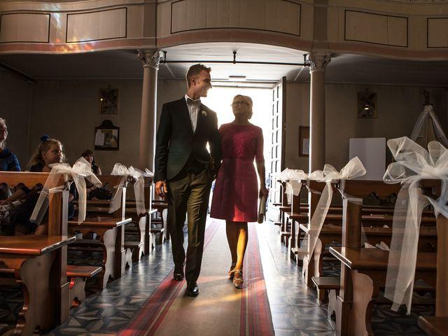 Il matrimonio di Alberto e Elena a Marcon, Venezia 6