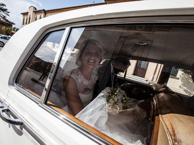 Il matrimonio di Alberto e Elena a Marcon, Venezia 7