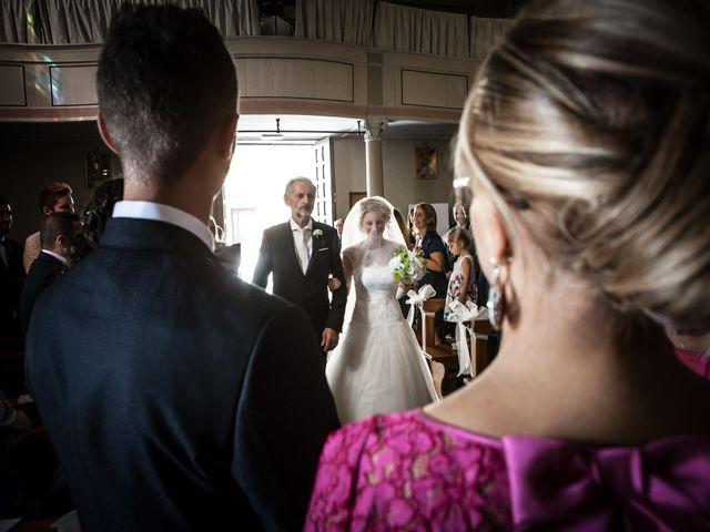 Il matrimonio di Alberto e Elena a Marcon, Venezia 8