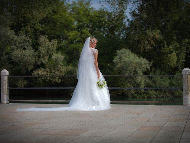 Il matrimonio di Alberto e Elena a Marcon, Venezia 15