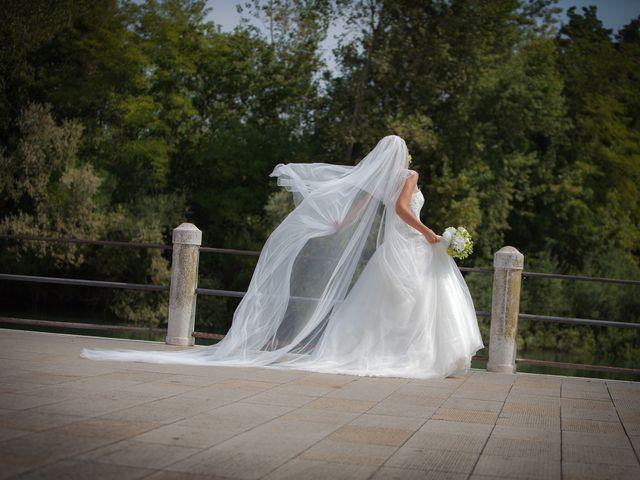 Il matrimonio di Alberto e Elena a Marcon, Venezia 16