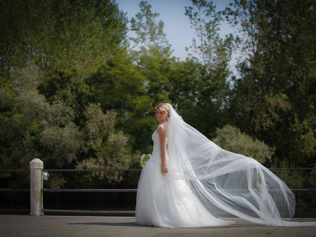 Il matrimonio di Alberto e Elena a Marcon, Venezia 17