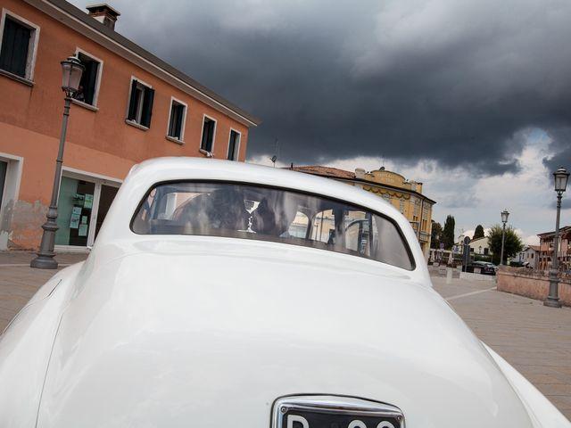 Il matrimonio di Alberto e Elena a Marcon, Venezia 30