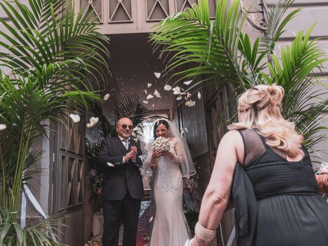 Il matrimonio di Pasquale e Federica a Napoli, Napoli 28