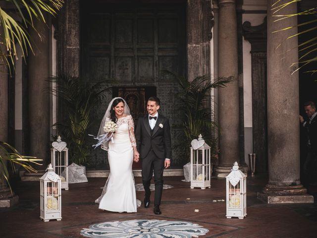 Il matrimonio di Pasquale e Federica a Napoli, Napoli 34