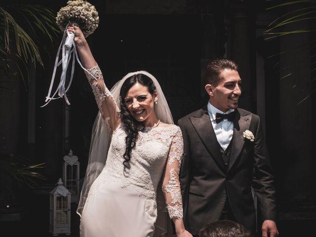 Il matrimonio di Pasquale e Federica a Napoli, Napoli 35