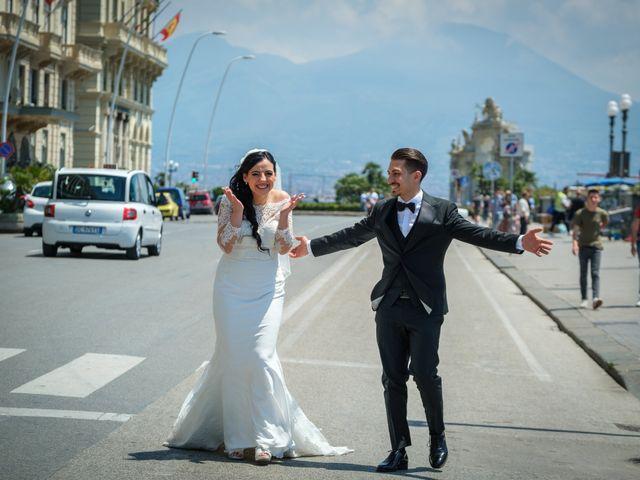 Il matrimonio di Pasquale e Federica a Napoli, Napoli 36
