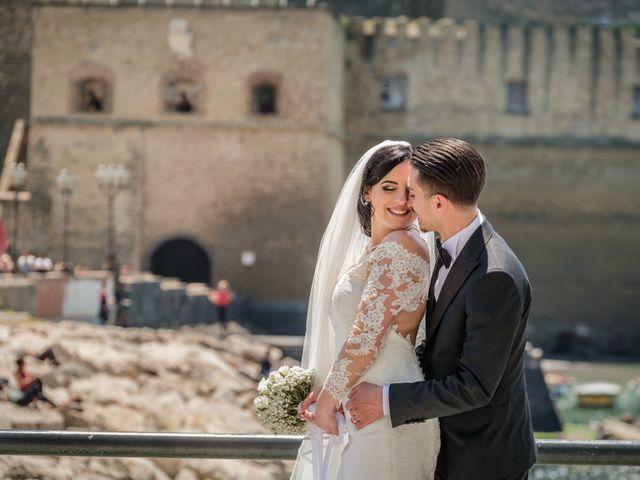 Il matrimonio di Pasquale e Federica a Napoli, Napoli 41