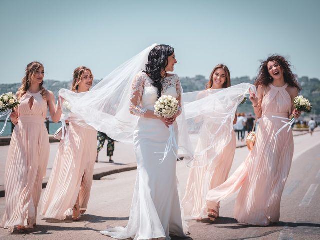Il matrimonio di Pasquale e Federica a Napoli, Napoli 44