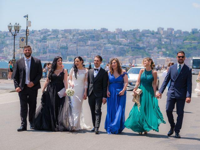 Il matrimonio di Pasquale e Federica a Napoli, Napoli 45