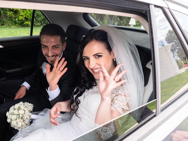 Il matrimonio di Pasquale e Federica a Napoli, Napoli 48