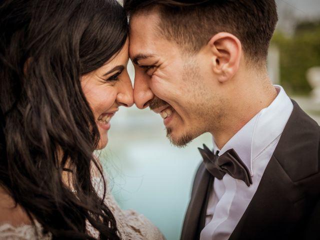 Il matrimonio di Pasquale e Federica a Napoli, Napoli 1