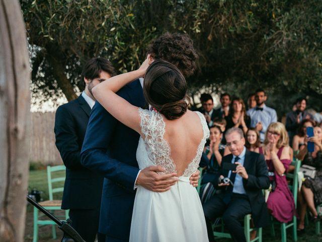 Il matrimonio di Alessandro e Flavia a Pula, Cagliari 15