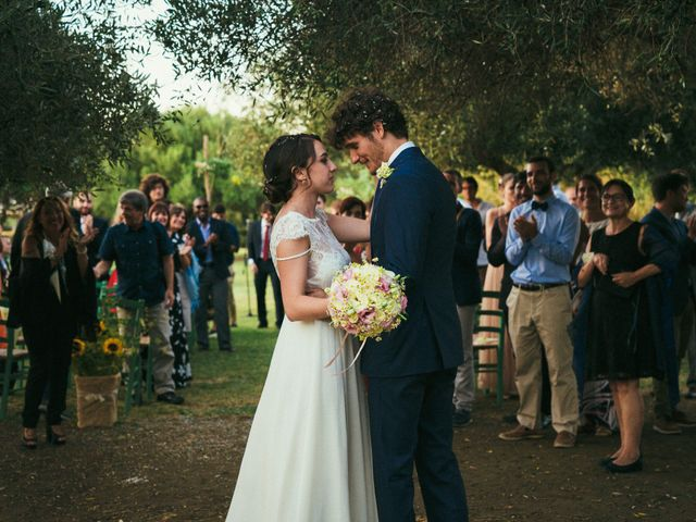 Il matrimonio di Alessandro e Flavia a Pula, Cagliari 17