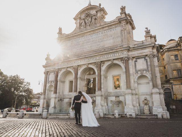 Il matrimonio di Andrea e Anna a Roma, Roma 16