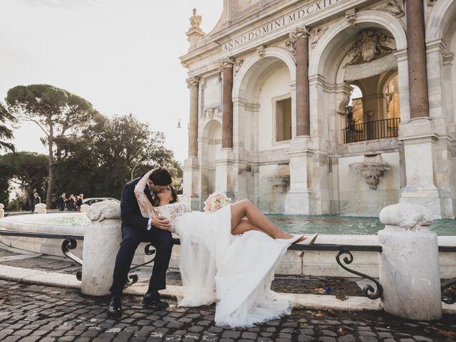 Il matrimonio di Andrea e Anna a Roma, Roma 17