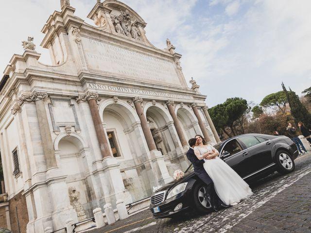 Il matrimonio di Andrea e Anna a Roma, Roma 19