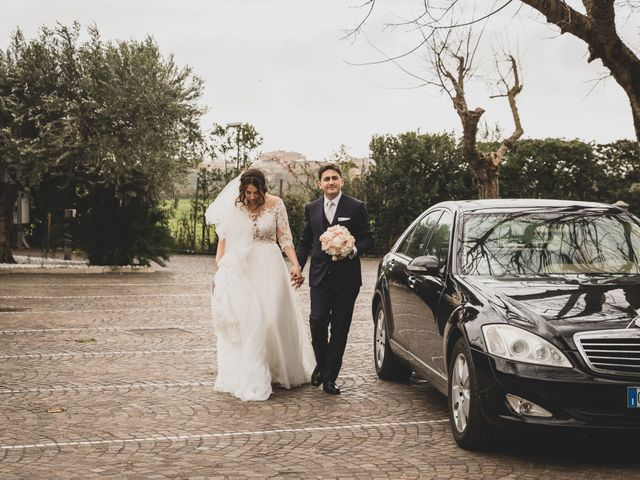 Il matrimonio di Andrea e Anna a Roma, Roma 20