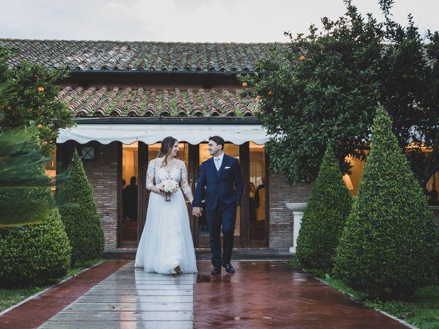 Il matrimonio di Andrea e Anna a Roma, Roma 30