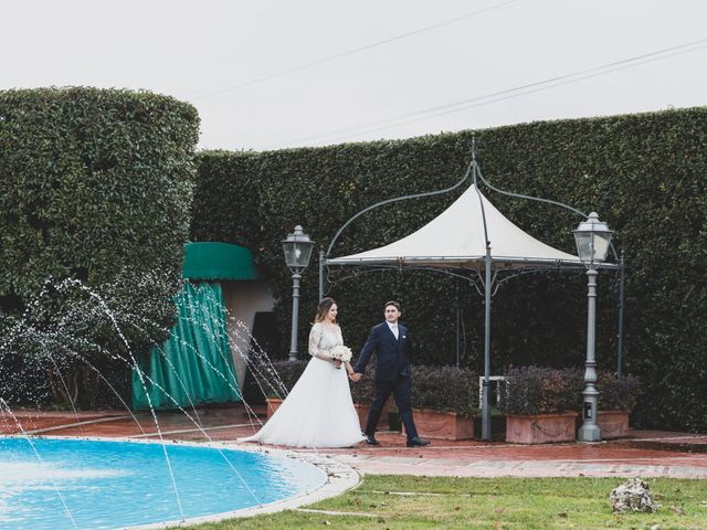 Il matrimonio di Andrea e Anna a Roma, Roma 31