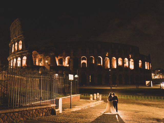 Il matrimonio di Andrea e Anna a Roma, Roma 38