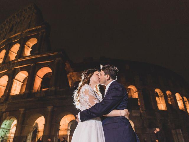 Il matrimonio di Andrea e Anna a Roma, Roma 40