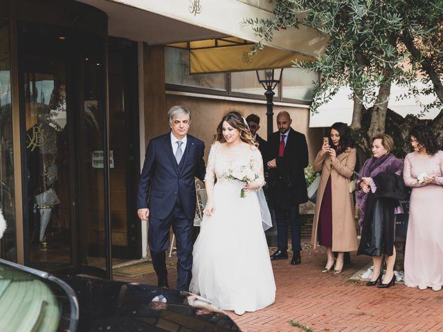 Il matrimonio di Andrea e Anna a Roma, Roma 63