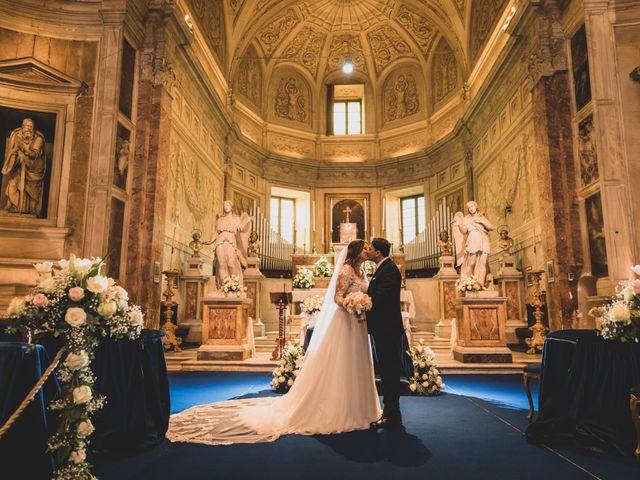 Il matrimonio di Andrea e Anna a Roma, Roma 80