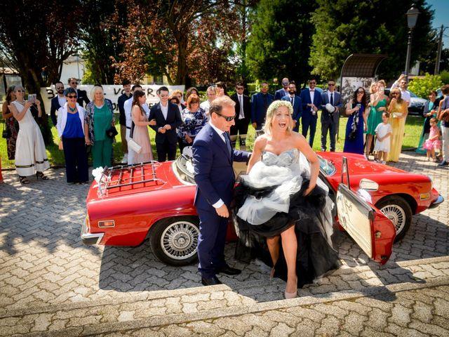 Il matrimonio di Mirco e Selena a Agugliaro, Vicenza 8