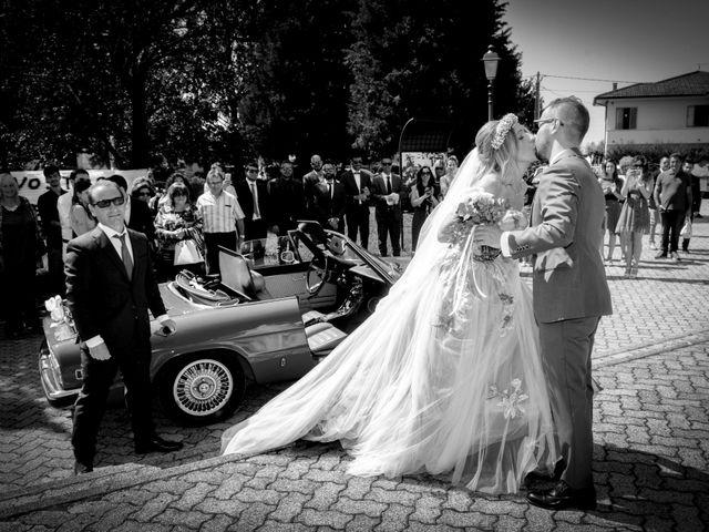 Il matrimonio di Mirco e Selena a Agugliaro, Vicenza 9