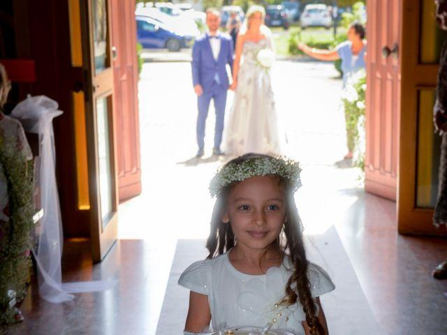 Il matrimonio di Mirco e Selena a Agugliaro, Vicenza 10