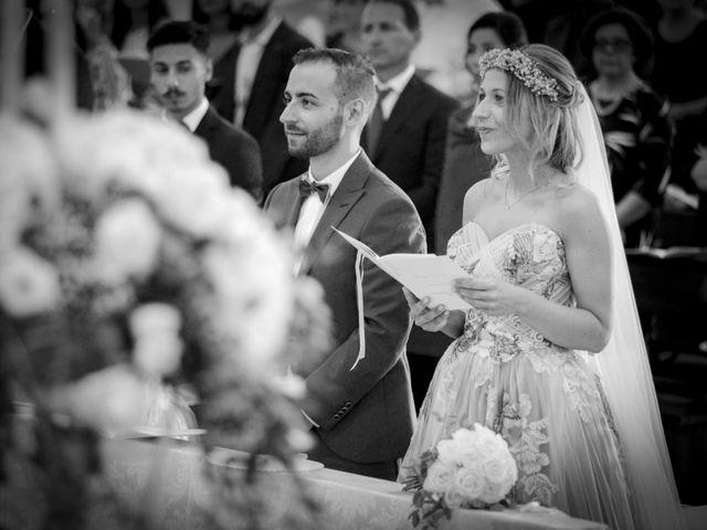 Il matrimonio di Mirco e Selena a Agugliaro, Vicenza 13