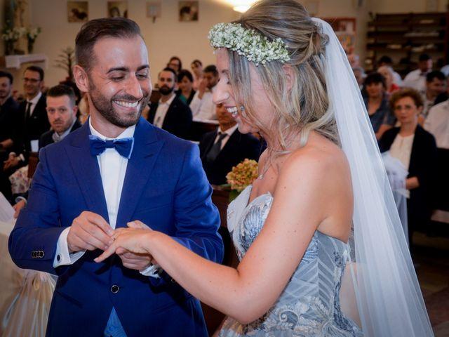 Il matrimonio di Mirco e Selena a Agugliaro, Vicenza 14