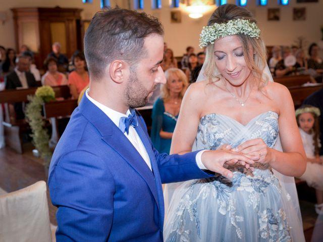 Il matrimonio di Mirco e Selena a Agugliaro, Vicenza 15