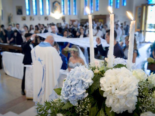 Il matrimonio di Mirco e Selena a Agugliaro, Vicenza 17