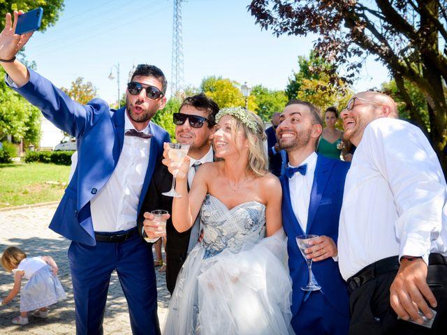 Il matrimonio di Mirco e Selena a Agugliaro, Vicenza 23