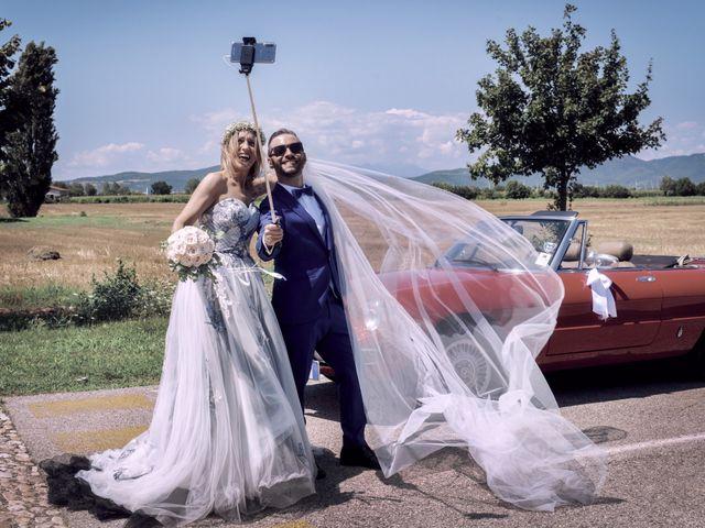 Il matrimonio di Mirco e Selena a Agugliaro, Vicenza 24