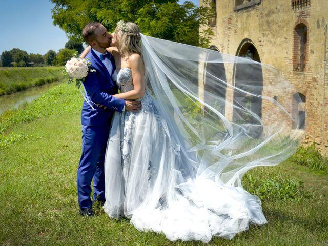 Il matrimonio di Mirco e Selena a Agugliaro, Vicenza 25