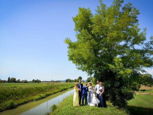 Il matrimonio di Mirco e Selena a Agugliaro, Vicenza 26