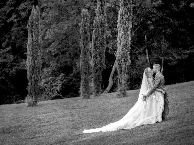 Il matrimonio di Mirco e Selena a Agugliaro, Vicenza 37