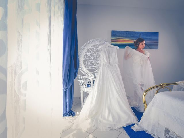 Il matrimonio di Olga e Giovanni a Vietri sul Mare, Salerno 5