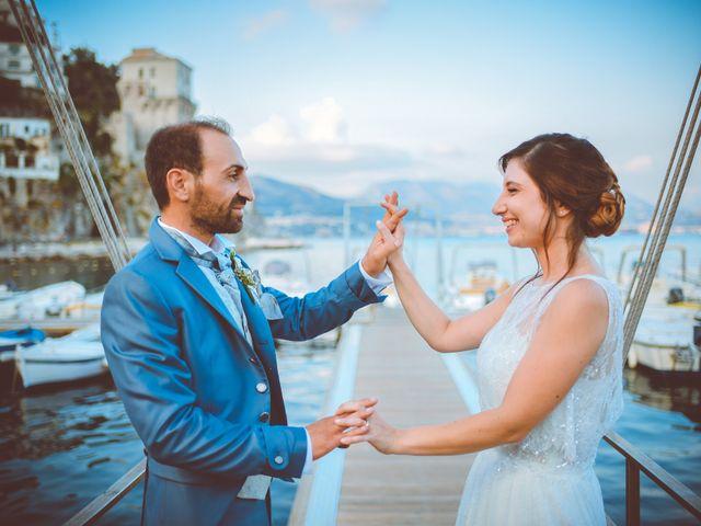 Il matrimonio di Olga e Giovanni a Vietri sul Mare, Salerno 18