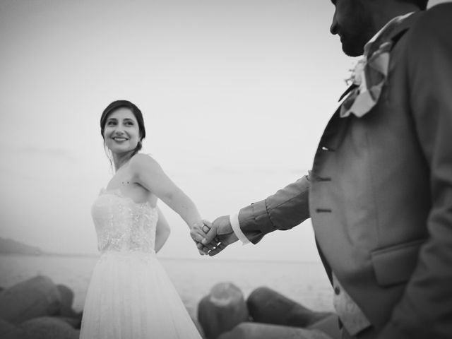Il matrimonio di Olga e Giovanni a Vietri sul Mare, Salerno 1