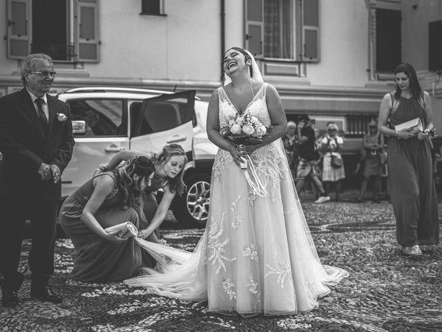 Il matrimonio di Alberto e Alessia a Varazze, Savona 18