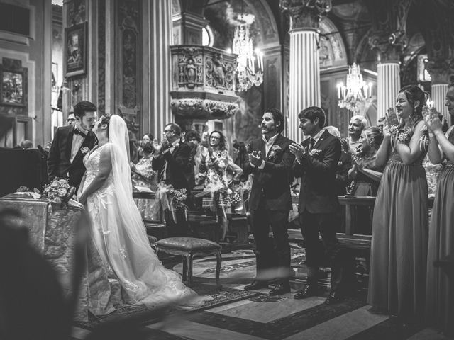 Il matrimonio di Alberto e Alessia a Varazze, Savona 19